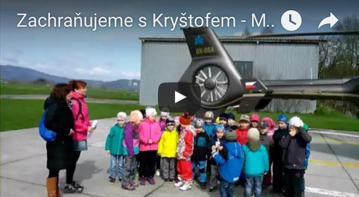 Soutěž Zachraňujeme s Kryštofem  | MŠ Dětská Liberec