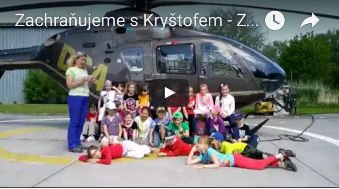Soutěž Zachraňujeme s Kryštofem  | ZŠ Dobiášova Liberec