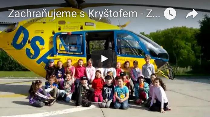 Soutěž Zachraňujeme s Kryštofem  | ZŠ Oblačná Liberec
