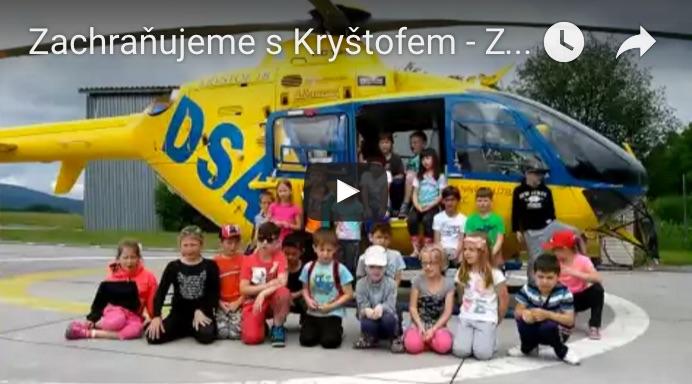 Soutěž Zachraňujeme s Kryštofem  | ZŠ Dobiášova 2 Liberec