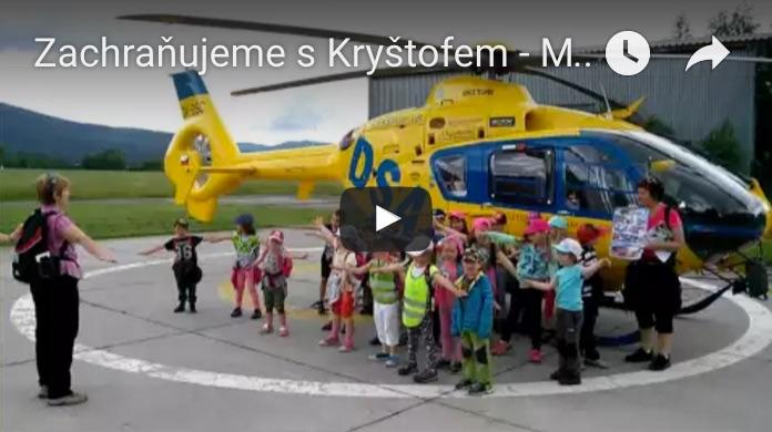 Soutěž Zachraňujeme s Kryštofem  | MŠ Stromovka 2 Liberec