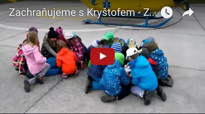 Soutěž Zachraňujeme s Kryštofem  | ZŠ Lesní