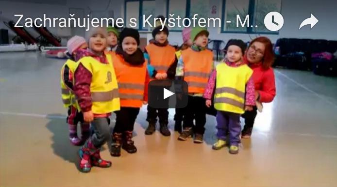 Soutěž Zachraňujeme s Kryštofem  | MŠ Méďa Liberec